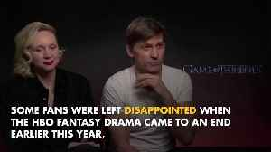 Nikolaj Coster-Waldau: Game of Thrones cast were 'upset' by backlash [Video]