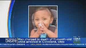 Authorities Arrest Suspect In Baby's Death [Video]