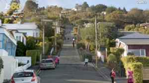 Guinness World Record Crowns This Street The Steepest Street In The World! [Video]