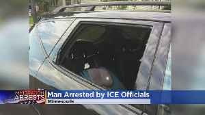 Man Arrested By ICE In Minneapolis [Video]