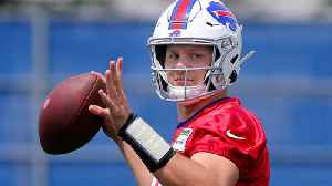 Kay Adams: Buffalo Bills quarterback Josh Allen will throw 'many more' touchdowns than interceptions in 2019 [Video]