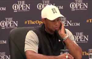 Woods defends his lack of golf ahead of British Open [Video]
