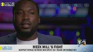 Meek Mill Returns To Court In Hopes Of Having 2008 Conviction Overturned [Video]