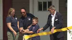 Army Vet Given Wheelchair Accessible House [Video]