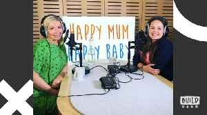 Inspirational Mum & Author Giovanna Fletcher Gives An Insight On Her Upcoming Tour For Here Book, 'Happy Mum, Happy Baby' [Video]