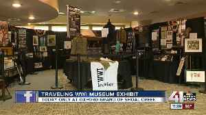 Traveling WWI exhibit on display in KCMO Tuesday [Video]