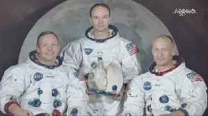 50 Years Since Apollo 11 Moon Mission Launched [Video]