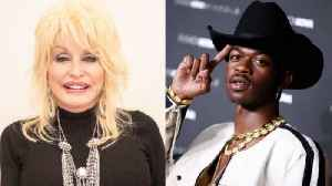 Lil Nas X Wants Dolly Parton for 'Old Town Road' Remix [Video]