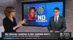 Former Department Of Investigation Chief Talks On DOJ's Eric Garner Decision [Video]
