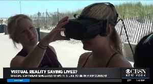 Rip Current Simulator Could Help Save Lives [Video]