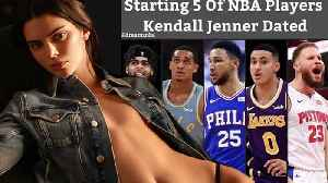 Kendall Jenner CLAPS BACK After Fans Call Her Out For Having Dated An Entire NBA Starting Lineup [Video]