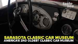 Check out vintage cars at Sarasota Classic Car Museum | Taste and See Tampa Bay [Video]