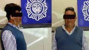 Man Tried To Smuggle Cocaine Under His Wig [Video]