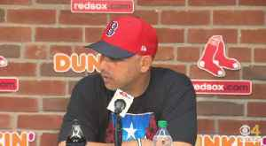 Alex Cora On 2019 Red Sox: 'We've Been Consistent At Being Inconsistent ' [Video]