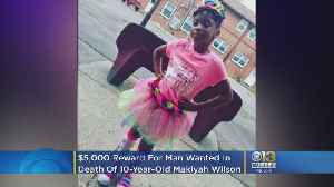US Marshals Offer $5K For Man Wanted In Death Of 10-Year-Old Makiyah Wilson [Video]