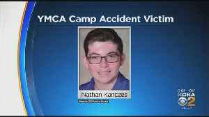 Teenager Dies After Accident During YMCA Camping Trip In Somerset Co. [Video]