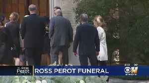 Ross Perot Remembered As Visionary, Philanthropist, Family Man [Video]