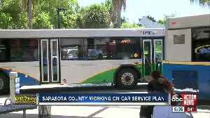 New transit plan may cut travel time, save Sarasota County tax payers money [Video]