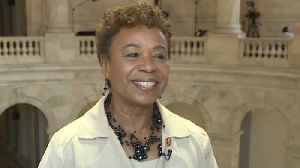 Rep. Barbara Lee Is 'Cautiously Optimistic' Republicans Will Stand Down on Cannabis [Video]