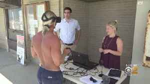 Virtual Reality Program Simulates Being Caught In Rip Current [Video]