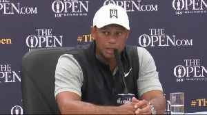 News video: Tiger Woods said Brooks Koepka didn't text him back
