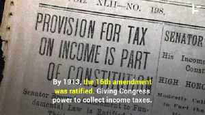 Hey, Why Am I Paying All This Income Tax? [Video]