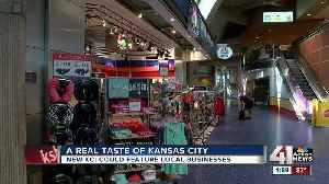 KCI looking for local businesses to fill concession space [Video]