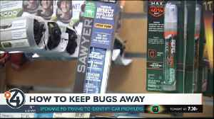 New products can help keep the bugs away for good [Video]