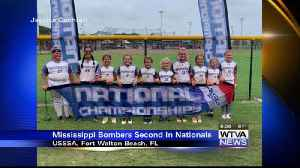 Area softball team finishes second in national tournament [Video]