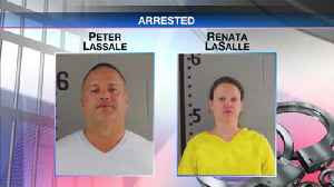 News video: Crash on Lake Freeman with DNR officer leads to couple's arrest