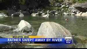 Authorities searching for man swept away on Yuba River [Video]