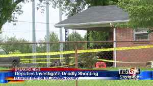 Madison Co. sheriff: Ardmore shooting investigated as homicide, victim a 72-year-old woman [Video]