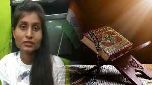 Richa Bharti asked by Ranchi Court to Distribute five copies of Quran [Video]