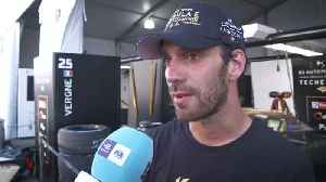 Formula E in New York City - Jean Eric Vergne - Reaction [Video]