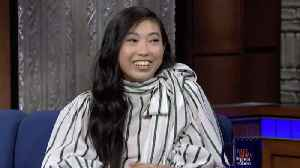 Awkwafina's Grandmother Didn't See The Last 10 Minutes of Her Movie [Video]