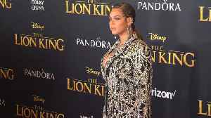 Beyonce is still shocked that she's a part of 'The Lion King' [Video]