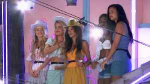Love Island USA: Katrina And Christen Try To Win Over The Girls [Video]