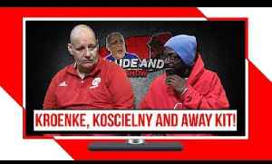 Reactions To Kroenke, Koscielny & The New Away Kit | Claude & Ty Show [Video]