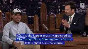 Chance the Rapper Finally Reveals Details About Upcoming Album [Video]