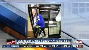 Armed robbery reported at Port Charlotte Chick-fil-A [Video]
