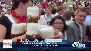 Only three out of five drunk drivers convicted, according to report [Video]