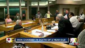 Judge issues $1.25M bond for man charged with murder in toddler's death [Video]