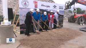 Groundbreaking ceremony for new Brown County Expo [Video]