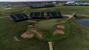An intimate tour of Erin Hills, host of the 2017 U.S. Open [Video]