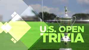 U.S. Open Trivia 2017: Are you smarter than a sportswriter? [Video]