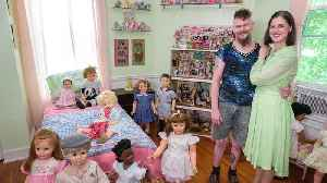 Couple Live With 200 Plastic 'Children' | TRULY [Video]