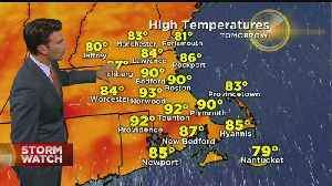WBZ Evening Forecast For July 16 [Video]