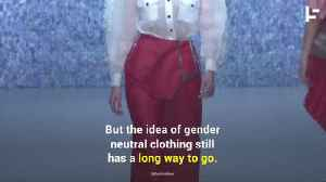 Is Gender-Neutral Clothing The Future of Fashion? [Video]