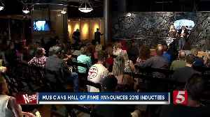 2019 Musicians Hall fo Fame inductees announced [Video]