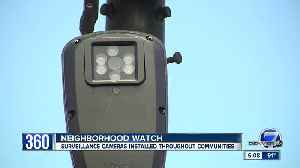 Neighborhood license plate readers: A way to keep communities safer or Big Brother on steroids? [Video]